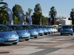 Nissan a vendu 30 000 Leaf  au Japon, 83 000 dans le monde
