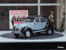 Miniature : 1/43ème - CITROËN 2cv Charleston
