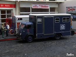 Miniature : 1/43ème - BERLIET GLA