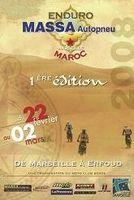 Demaria et Casteu à l'Enduro Massa Maroc