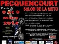 Salon de la Moto de Pecquencourt: 35ème édition les 8 et 9 Mars.