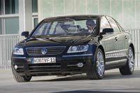 Volkswagen Phaeton : quelques évolutions pour résister au temps