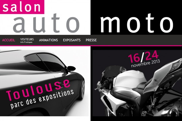 le salon auto moto toulouse 2013 ouvrira ses portes le 16 novembre. Black Bedroom Furniture Sets. Home Design Ideas