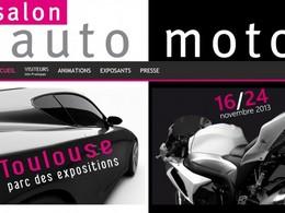 Le salon Auto & Moto Toulouse 2013 ouvrira ses portes le 16 novembre