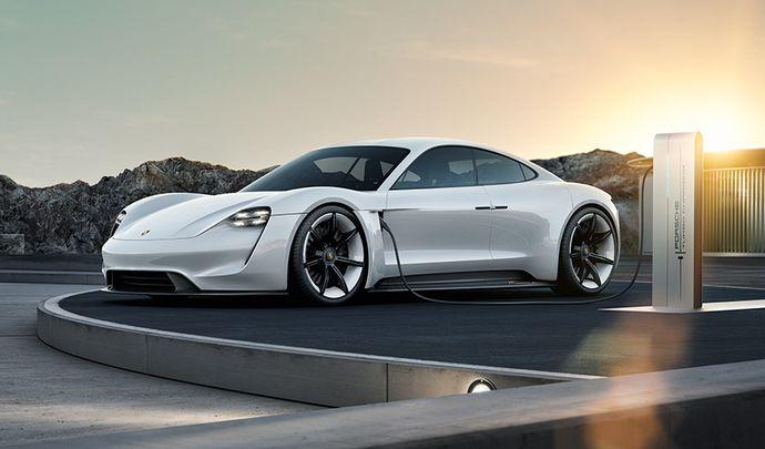 Porsche : 6 milliards d'euros pour l'électromobilité