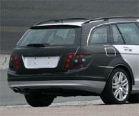 Mercedes Classe C: le break approche