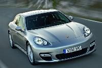 Nouvelle Porsche Panamera: les 1ères photos! [MàJ/+2 photos]