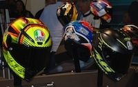 En direct du Salon de Milan 2015: AGV