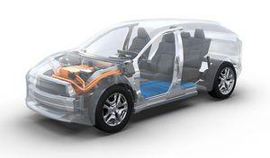 Toyota et Subaru s'associentpour un SUV électrique
