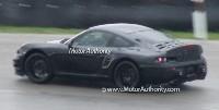 La Porsche 911 Turbo pointe le bout de son nez