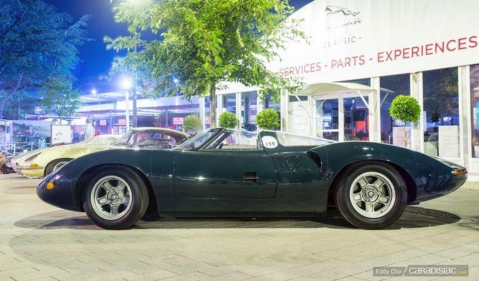 Photos du jour : Jaguar XJ13 (Le Mans Classic)