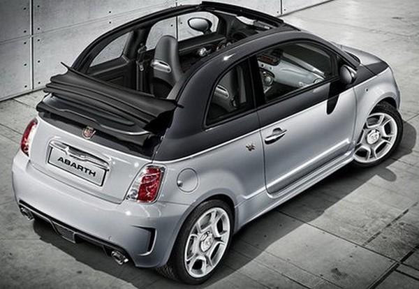 Genève 2010 : Fiat 500c & Punto Evo Abarth, le scorpion est partout