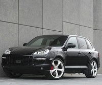 "Porsche Cayenne ""phase II' By Techart"