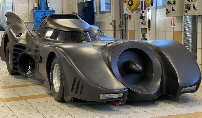 Une Batmobile au GP de France de F1 (MàJ)