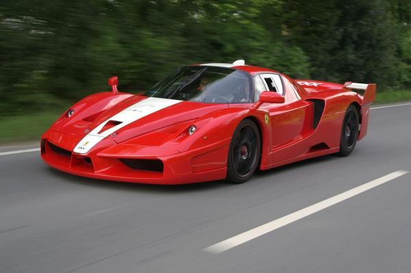 Ferrari FXX Stradale par Edo : les détails et la vidéo