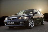 Mazda 6 Ginza: du luxe en promo