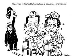 Le dessin du jour – Duo de champion Franco-Allemand