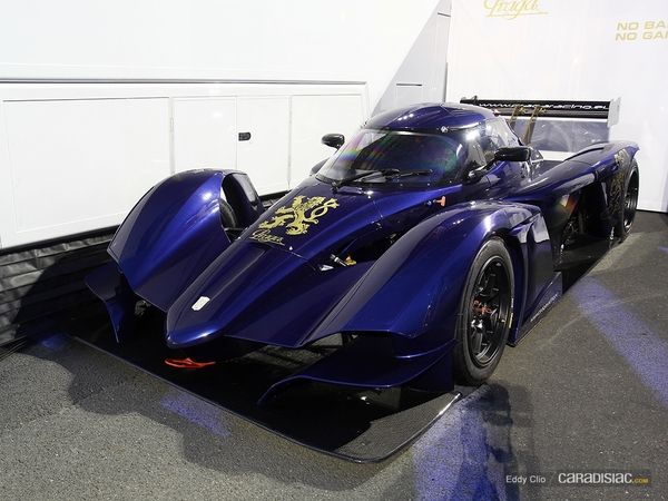Photos du jour : Praga R1 (le Mans)