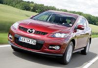 Mazda CX-7 à la sauce Europe