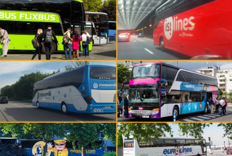 les bus macron concurrencent de plus en plus le tgv et le covoiturage