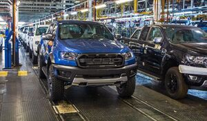 Ford investit un milliard d'euros pour les pick-up Ranger et Amarok