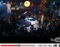 Vidéo Top Gear : Pagani Zonda F Roadster vs Bugatti Veyron : Stig laps !