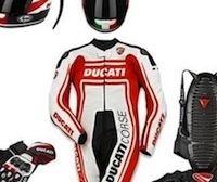 Ducati: une panoplie pistarde offerte pour l'achat d'une Panigale