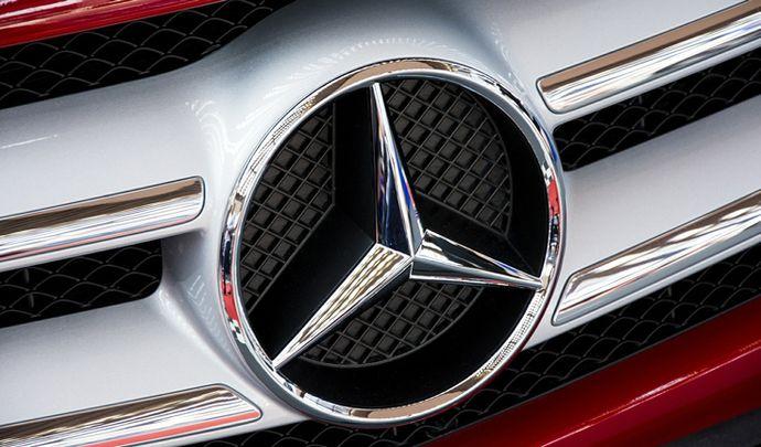 Daimler : le groupe auto bientôt renommé Mercedes-Benz - Caradisiac.com