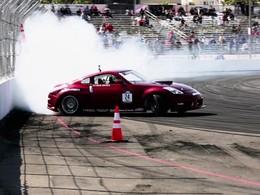 Formula Drift, Streets of Long Beach. Pour les amateurs de glisse en HD