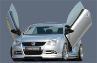 VW Eos by Rieger: moins timide