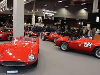 Ferrari : les 70 ans d'une marque mythique - Vidéos en direct de Rétromobile 2017