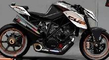 Vidéo - KTM: la naissance de la bête 1290 Super Duke R