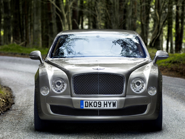 Bentley Mulsanne : carnet de commandes plein jusqu'en 2012