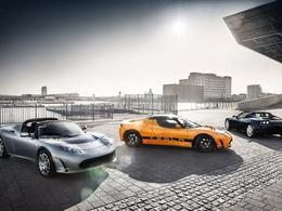 Tesla Roadster : vous pouvez encore en acheter !