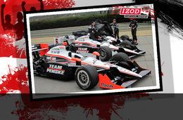 Les nouvelles couleurs du Penske Racing