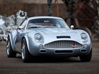 Evanta Motor transforme votre Aston Martin DB7 en DB4 GT Zagato