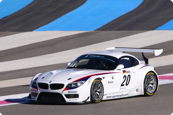 La nouvelle BMW Z4 GT3 se montre!