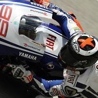 Moto GP - Grande Bretagne D.1: Lorenzo avant la pluie