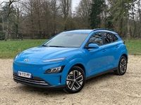 Hyundai Kona Electric (2021) : les premières images de l'essai en live + impressions de conduite