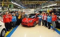 Fiat Grande Punto: le million!