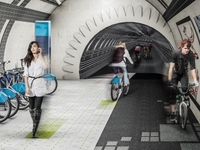 Londres : et si les lignes de métro désaffectées devenaient des pistes cyclables ?