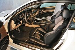 BMW M3 Leather Edition : beautés intérieures