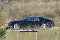 Future Audi A7: bas les masques!