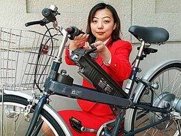 22 millions de vélos électriques ont été produits en Chine en 2009 !