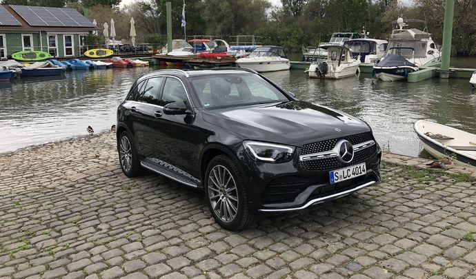 Essai vidéo - Mercedes GLC (2019) : restylage intelligent