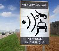 Radars: le top 10 des flashs en France