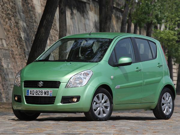 Suzuki Splash  Pack Tranquillité : en tout quiétude