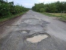 Un site pour dénoncer le mauvais état des routes