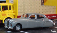 Miniature : 1/43ème - JAGUAR MK VII