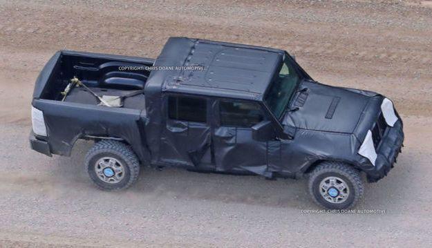 Salon de Detroit 2017 : Jeep annonce le grand Wagoneer et l'arrivée d'un pickup